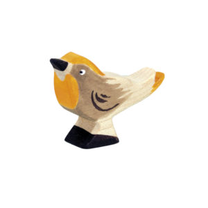 Holzspielzeug - Spatz