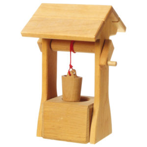 Brunnen Holzspielzeug