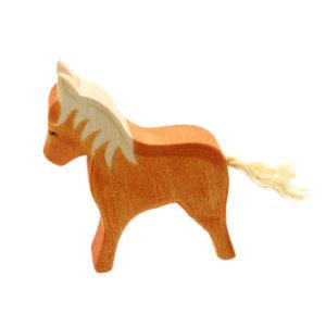 Holzspielzeug – Fohlen