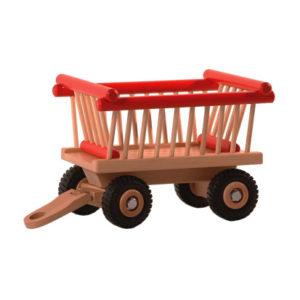 Holzspielzeug - Heuwagen