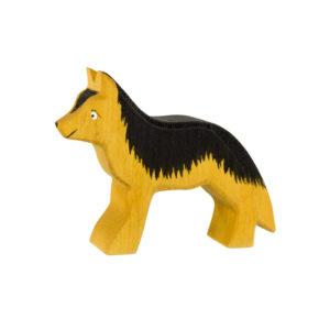 Holzspielzeug - Schäferhund