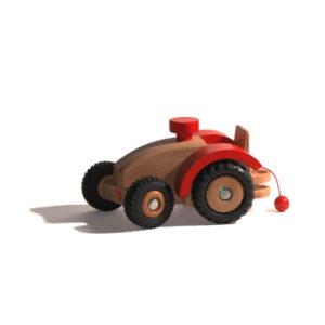Holzspielzeug - Traktor