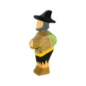 Holzspielzeug - Räuber