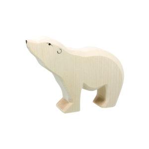 Holzspielzeug - Eisbär