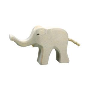 Holzspielzeug - Elefantenkind