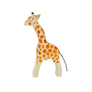 Holzspielzeug - Giraffe