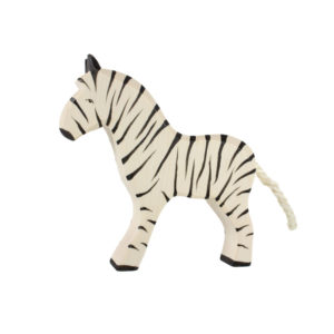 Holzspielzeug - Zebra