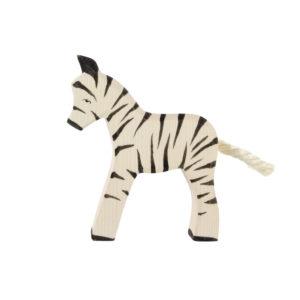 Holzspielzeug - Zebrafohlen