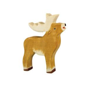 Holzspielzeug - Hirsch