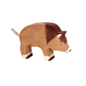 Holzspielzeug - Wildschwein