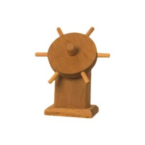 Holzspielzeug - Steuerrad