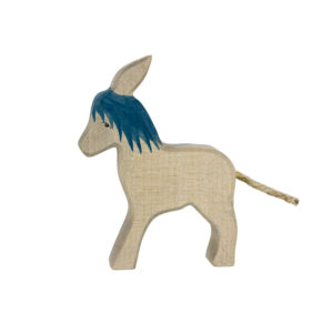 Holzspielzeug - Esel