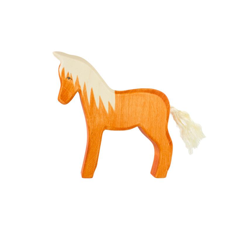 Pferd aus holz holzspielzeug bauernhof pferd altavistaventures Images