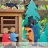 Märchen Holzspielzeug (Sortiment)