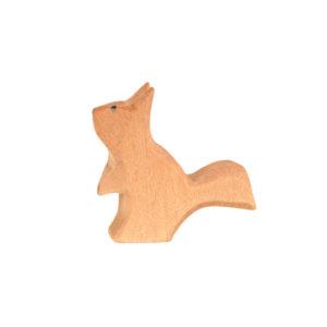 Holzspielzeug - Eichhörnchenbaby
