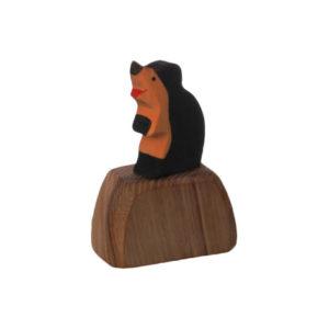 Holzspielzeug - Maulwurfhügel