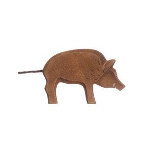 Holzspielzeug - Wildsau