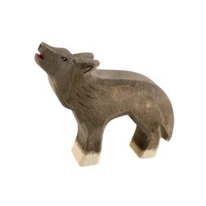 Holzspielzeug - Wolf