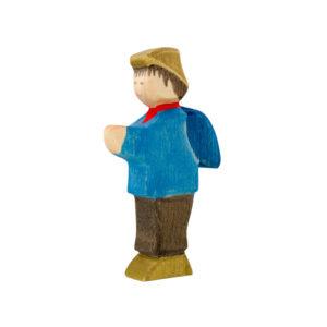 Holzspielzeug - Hirtenbub