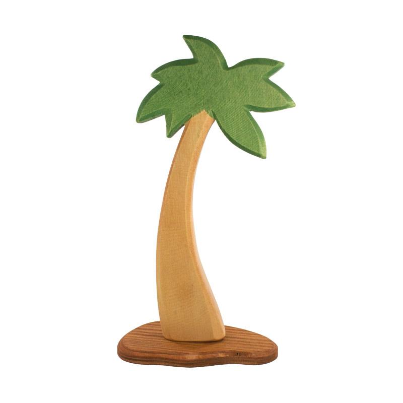 palme aus holz holzspielzeug f r weihnachten und zoo. Black Bedroom Furniture Sets. Home Design Ideas