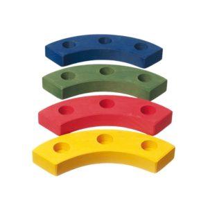 Holzspielzeug - Geburtstagskranz (Firma Grimms)