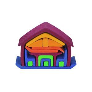 Holzspielzeug - Möbelhaus (Firma Glückskäfer)