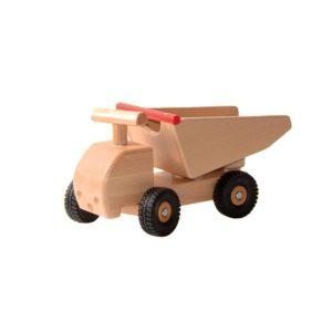 Holzspielzeug - Kipplaster (Firma Kinderkram)