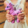 kaboompics.com_Child holding unicorn toy