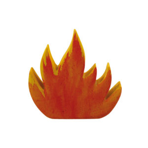 Holzspielzeug - Lagerfeuer