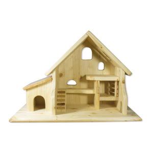 Holzspielzeug - Bauernhaus