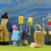 Holzspielzeug - Festzeiten