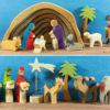 Holzspielzeug - Weihnachten