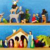 Holzspielzeug - Märchenfiguren