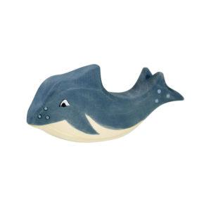 Holzspielzeug - Wal