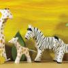 Holzspielzeug - Wildtiere